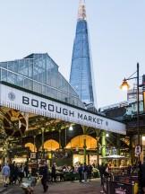 Borough Market London Bridge London England