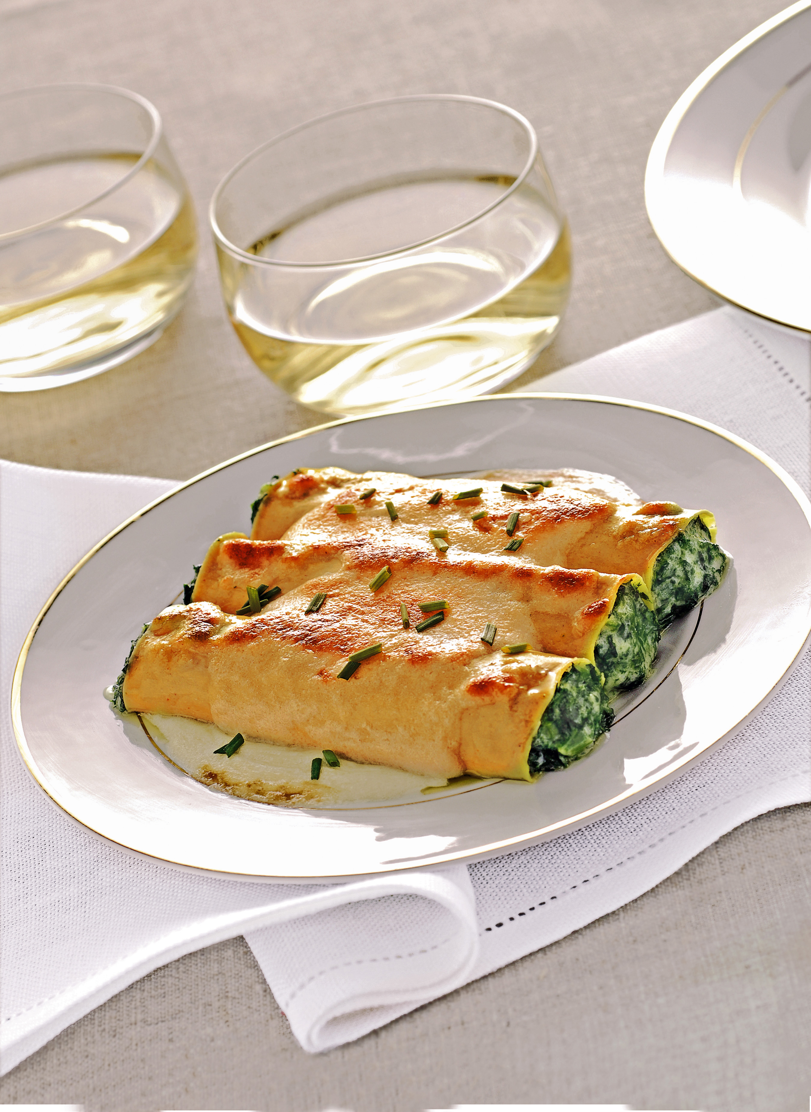 Gnudi ricotta e spinaci, ricetta toscana - Vittoria ai ...
