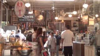 Mangiare a New York? Al Gansevoort Market