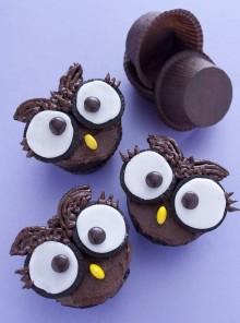 Gufetti di cioccolato