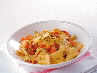 pasta al ragù vegetale ricetta