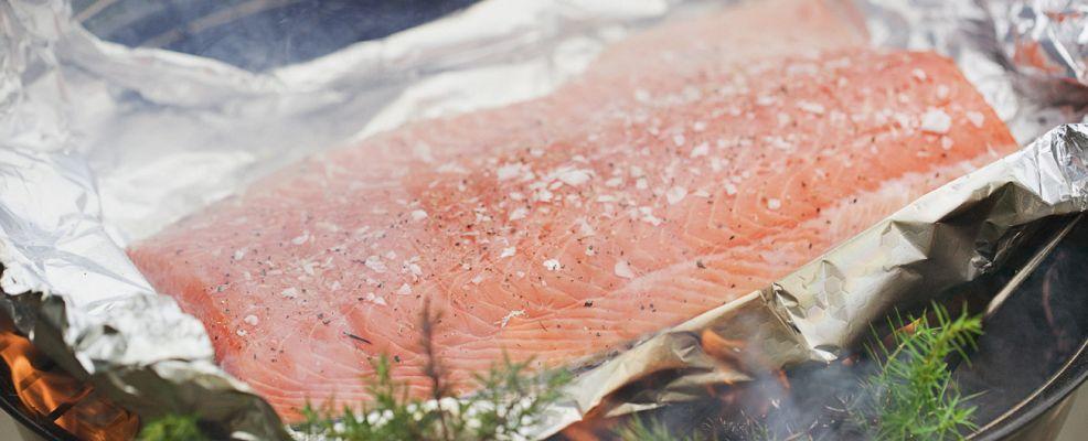 Salmone, Svezia
