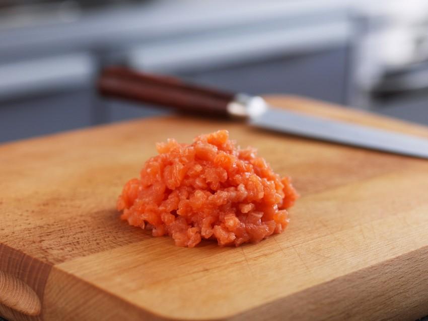 salmone-minced