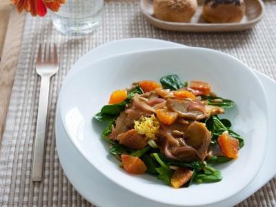 seitan agli agrumi ricetta