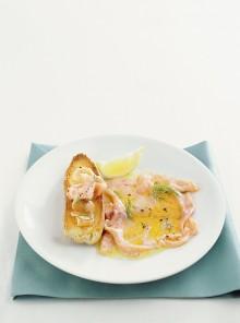 Salmone marinato: la ricetta