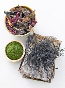 Alghe e verdure di mare: proprietà e come utilizzarle in cucina