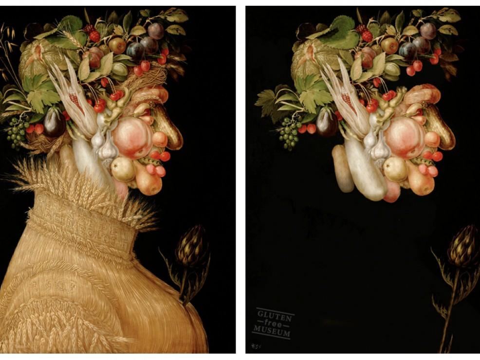Giuseppe Arcimboldo (Credits Gluten Free Museum)