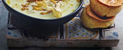 crema di pastinaca al curry ricetta
