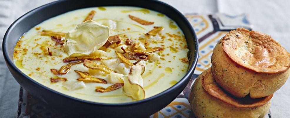 crema di pastinaca al curry Sale&Pepe ricetta