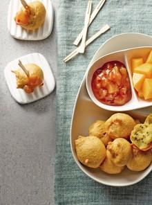 Frittelle indiane di patate