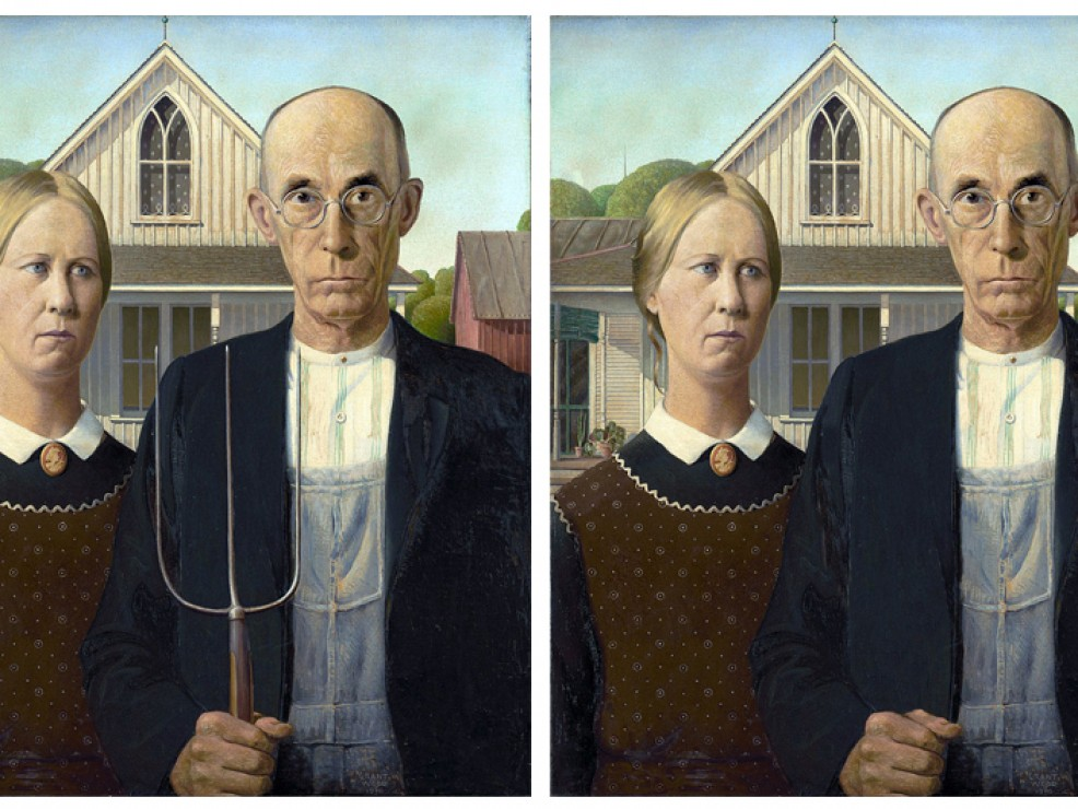 Grant Wood (Credits Gluten Free Museum)