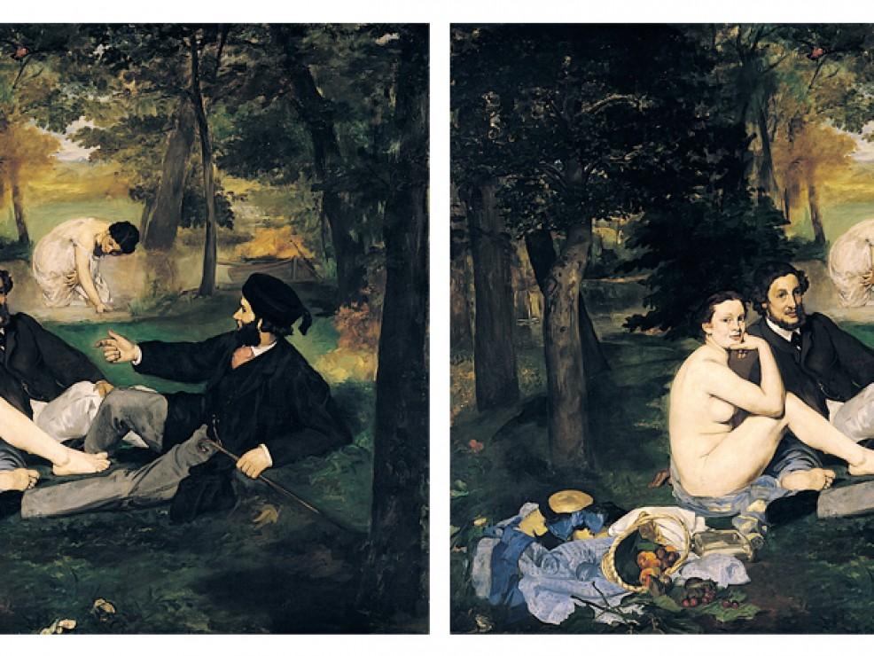 Edouard Manet (Credits Gluten Free Museum)