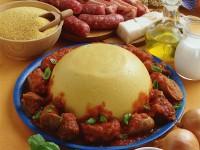 polenta e salsiccia Sale&Pepe ricetta