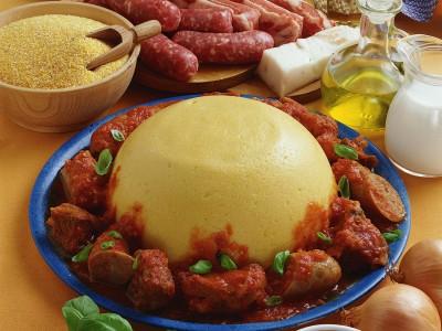 polenta e salsiccia ricetta