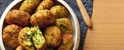 polpette di zucchine alla cretese ricetta
