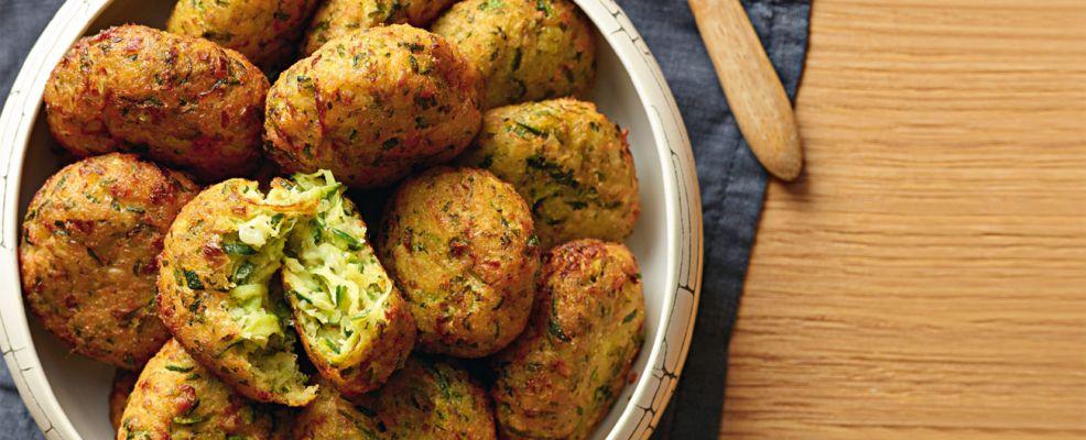 polpette di zucchine alla cretese Sale&Pepe ricetta
