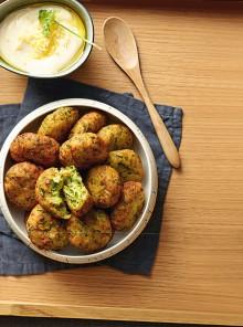 Polpette di zucchine alla cretese