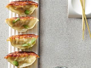 Ravioli gyoza di fagioli azuki Sale&Pepe ricetta