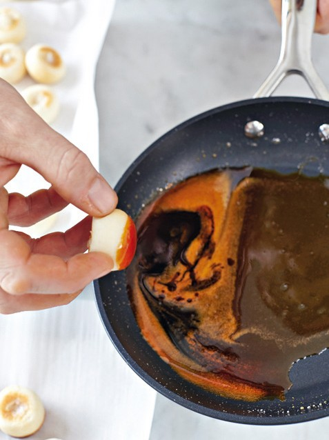 torta Saint Honoré vegana Sale&Pepe foto