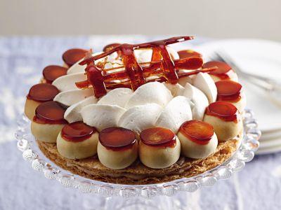 torta Saint Honoré vegana ricetta