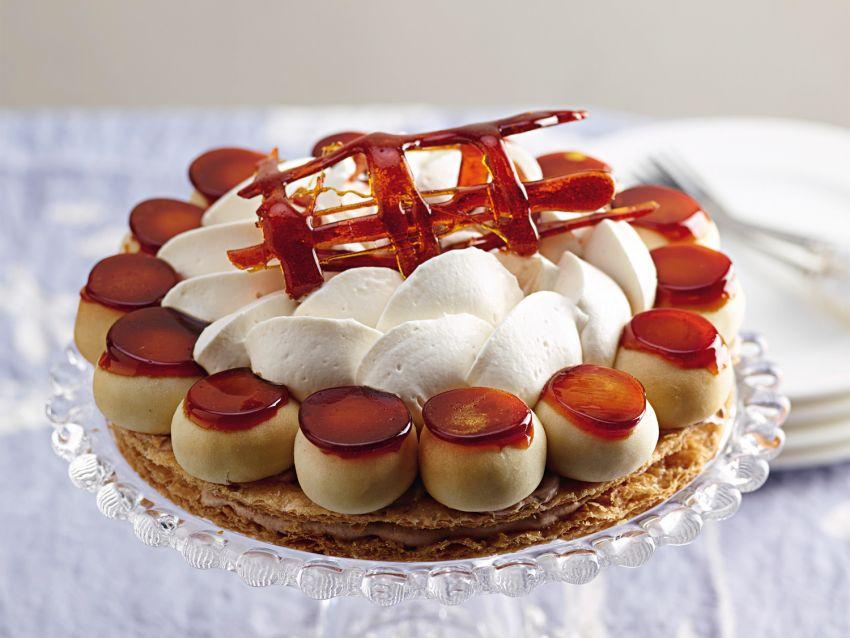 torta Saint Honoré vegana Sale&Pepe ricetta