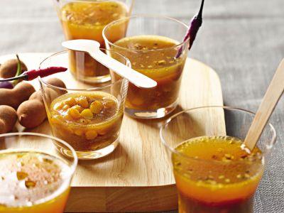 shot di zuppa al tamarindo Sale&Pepe