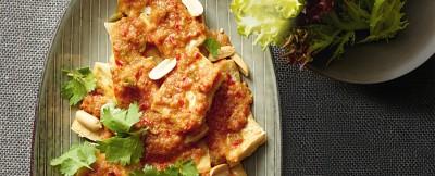 tofu piccante alla thailandese ricetta
