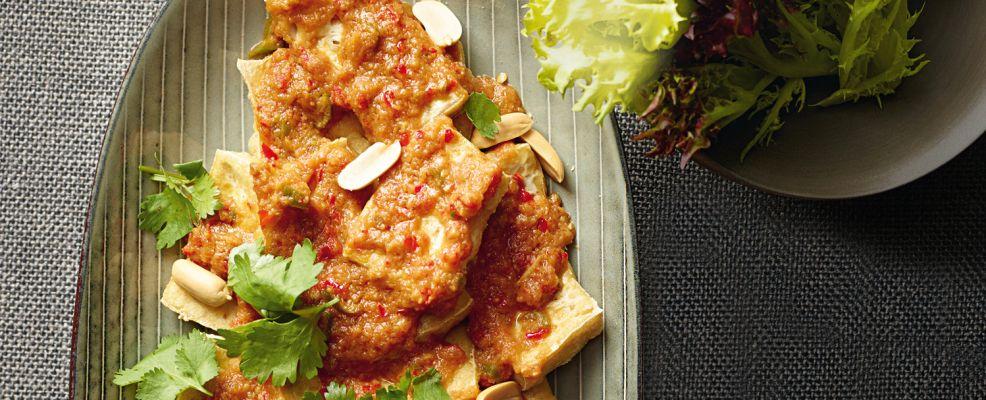 tofu piccante alla thailandese Sale&Pepe ricetta