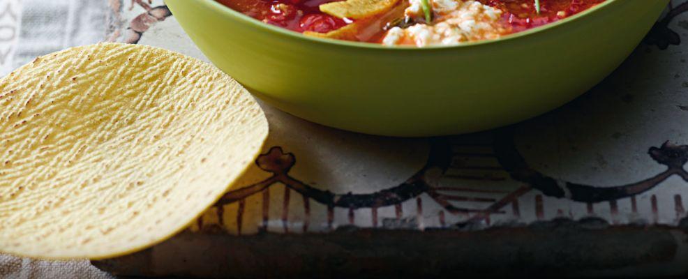 tortilla di mais Sale&Pepe ricetta