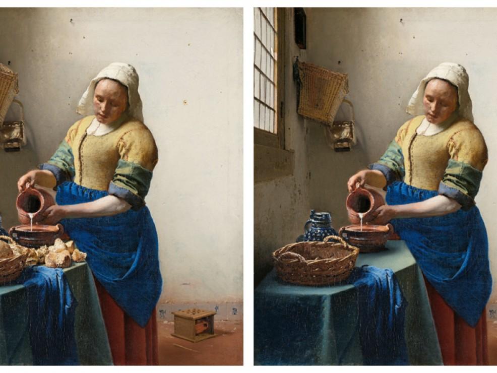 Vermeer (Credits Gluten Free Museum)