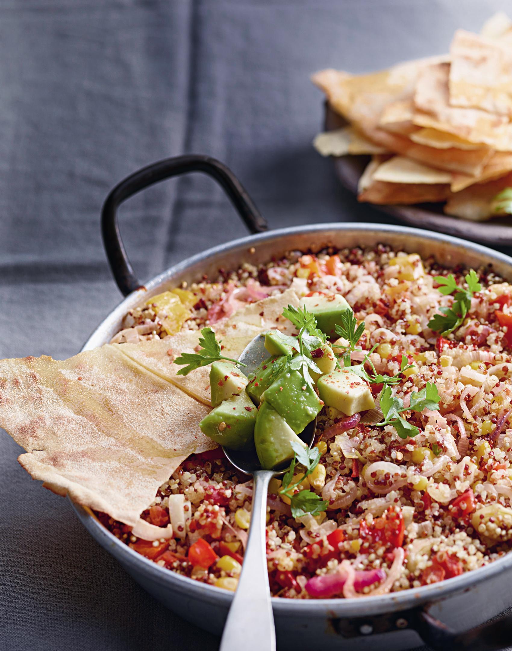 ricette dietetiche alla quinoa