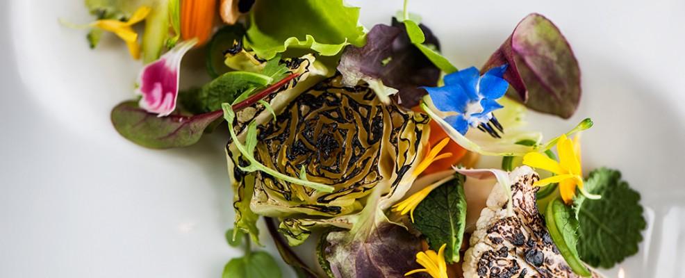 Chef's garden - Chef Tasos Mantis
