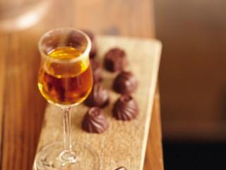 cioccolatini crudi