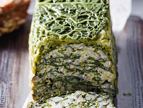 farci di verza e grano saraceno Sale&Pepe ricetta