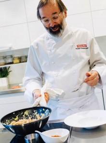 Norbert Niederkofler lo chef che ama la cucina a vapore