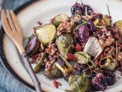 insalata di riso invernale ricetta