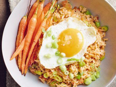 riso saltato al kimchi ricetta