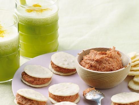Crema affumicata di pomodori