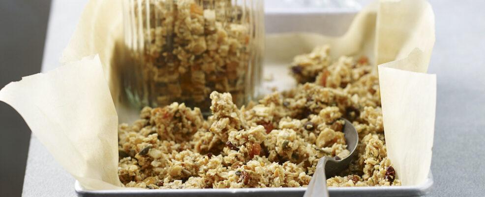 Granola di semi