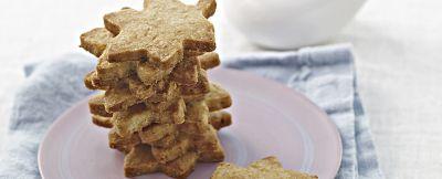 biscotti vegani allo zenzero ricetta