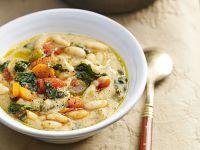 bordatino, polenta toscana vegetariana Sale&Pepe ricetta