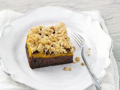 brownies alla zucca e cacao ricetta