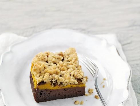 brownies alla zucca e cacao Sale&Pepe ricetta