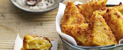 frittelle di polenta lodigiane ricetta