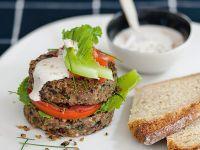 hamburger ai 3 chicchi Sale&Pepe ricetta