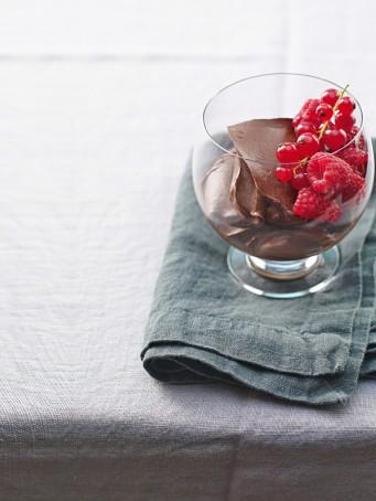 mousse vegana al cioccolato Sale&Pepe ricetta