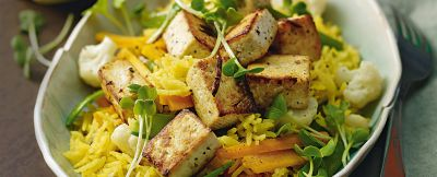 tofu marinato al limone e pepe ricetta