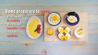 Come preparare le uova