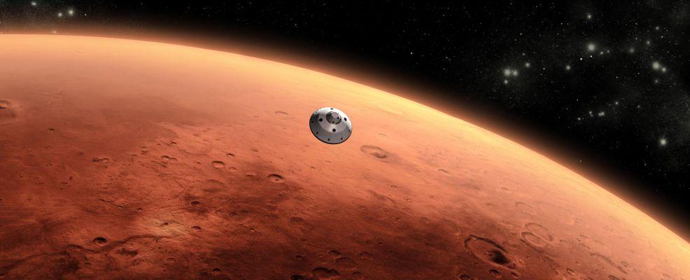 Curiosity_Approaching_Mars,_Artist's_Concept_NASA no copyright