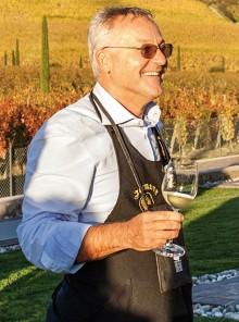 Silvio Jermann: passione per il vino